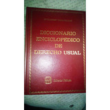 Enciclopedia Cabanellas 8 Tomos