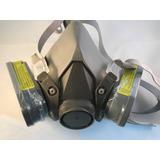 Mascara P/ Pintor Automotriz Filtros Carbon Activado F120