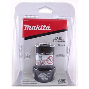 Bateria Bl1014 Makita 10,8v ~ 12v Íons De Lítio Orginal