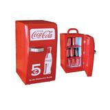 Mini Enfriador Coca-cola Retro Capacidad 18 Latas. Ccr12