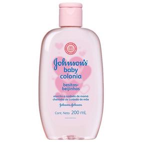 Johnsons® Baby Colonia Para Bebés Besitos 200 Ml