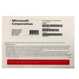 Licencia Microsoft Windows Pro 10 64 Bit