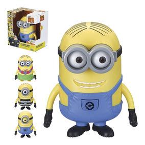 Brinquedo Boneco Falante Minion De Meu Malvado Favorito