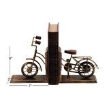 Sujeta Libros Soporte Libros Bicicleta +envio Gratis