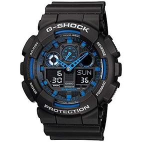 Relógio Casio G Shock Ga100-1a2dr. Original. Leia O Anúncio