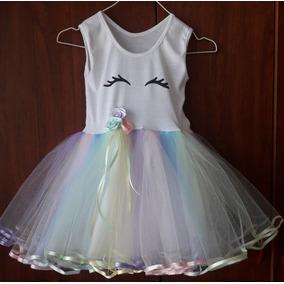 Unicornio Vestido Con Tul - Disfraces para Infantiles Niñas en ... 325bab306c6