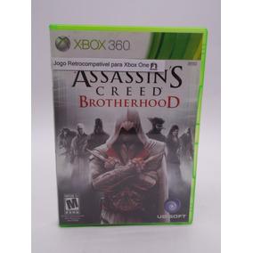 Assassins Creed Brotherhood Xbox 360 E Xbox One Original