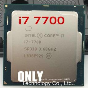 Processador I7 7700 7geração Soquete 1151 4,2 Ghz Lenovo