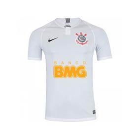 5b12a78f7e Camisa Corinthians 2019 Bmg Original Modelo Jogador De Jogo