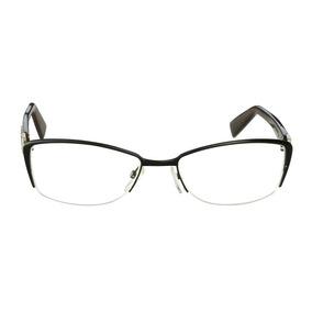 Armaçao De Oculos De Grau Marca Hugo Conti Armacoes - Óculos Preto ... 3e530d65ba