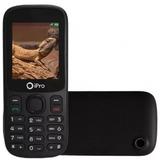 Celular I Pro I3200 Preto Bom E Bararto + 2.4 Lcd Lacrado