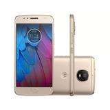 Smartphone Motorola Moto G5s 32gb Mem 4g - 3gb Ram Vitrine