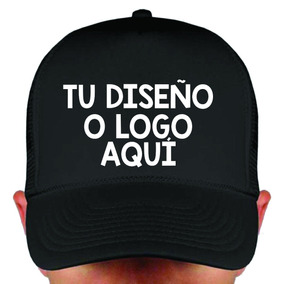 Gorra Personalizada Con Vinil De Malla Trasera aab4703b167
