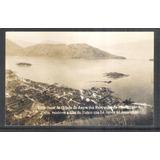 Ar01 Postal Antigo Angra Dos Reis Ilha Do Barros Anos 20