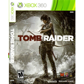 Tomb Raider Xbox 360 Midia Digital