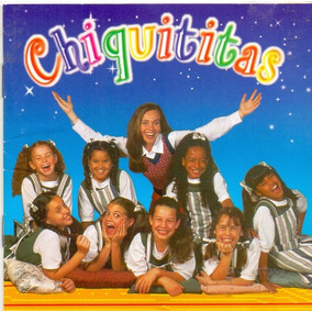 Cd Lacrado Novela Chiquititas Remexe 1995
