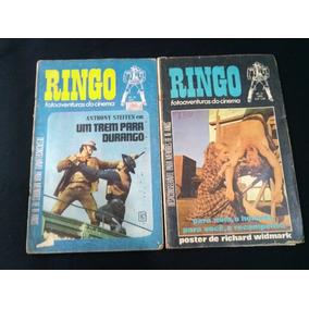 Lote Com 2 Gibis Ringo Fotoaventura Do Cinema