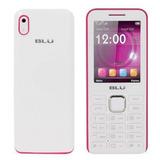 Celular Blu Tank Ii 2 Chips Dual Branco/rosa