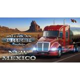 American Truck Simulator New Mexico+ Mexico Pack-pc Digital
