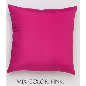 3f8f4c3ac Kit Almofadas Decorativas Pink - Almofadas no Mercado Livre Brasil