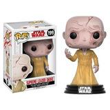 Funko Pop Leader Snoke Star Wars Guerra Galaxias Dwclothing