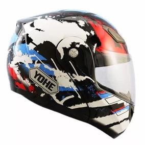 Capacete Yohe Pratik 936 Azul - Acessórios de Motos no Mercado Livre ... c2ca407a785