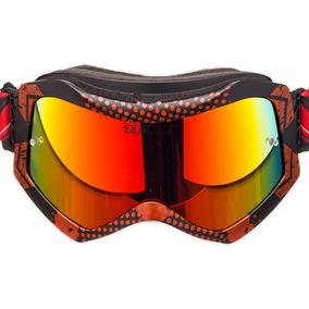 Oculos De Trilha Espelhado Da Texx Vermelho - Roupa para ... df23da2ad7