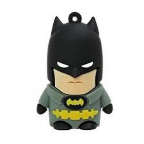 Pen Drive 512gb Batman Brinquedo Chaveiro