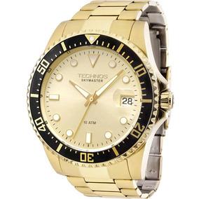 Relogio Technos 2115 Ce - Relógios De Pulso no Mercado Livre Brasil 786a5d50da