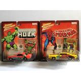 Johnny Lightning 1/43 Marvel S. H (2) Limited Edition 2003