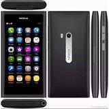 Nokia N9 16gb 8mp Nuevo Hd Wifi Camara 3g Negro Gps 3.9