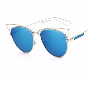 Oculos Sideral Dourado - Óculos no Mercado Livre Brasil a144f0aac5ac