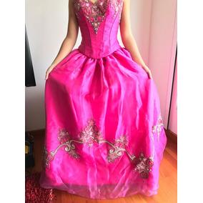 Elegante Vestido Quinceañera Diseñado Por Eugenio Alzas