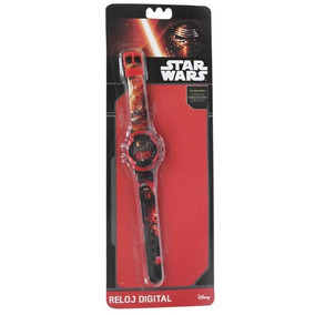 Reloj Digital Star Wars Disney