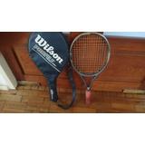Raquete De Tênis Wilson Profile 3.6 Si C/capa