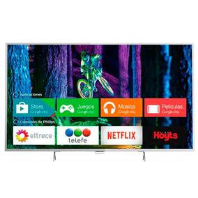 Smart Tv 4k 55 Philips Pug6801-77