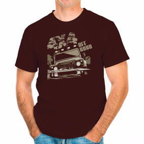 Camiseta De Jeep Off Road