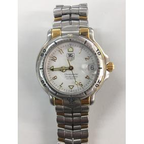 Reloj Tag Heuer 6000 Automatico 18 Kilates.