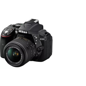 Nikon D5300 24.2mp - Wifi - Lente Af-p 18-55mm Nacional