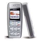 Celular Que Fala A Hora Barato Nokia 1600 Bom Para Idoso