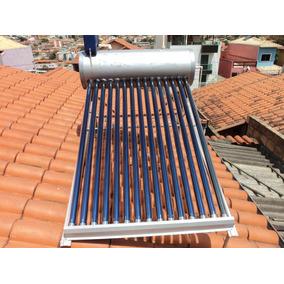 Aquecedor Solar 200 Litros Kit, Melhor Preço Do Brasil