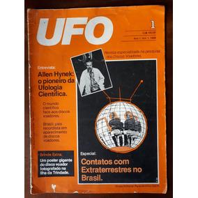 Revista Ufo Nº 1 - Raríssima!!!