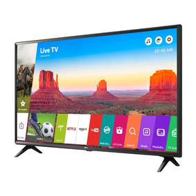 Smart Tv Led Lg 43 Uhd 4k Uk6300 Webos 4.0 Ips Hdr Netflix
