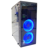 Cpu Gamer Intel/core I5/ 8gb/ 1tb/ Gtx 1050 / Wifi / Led Gab