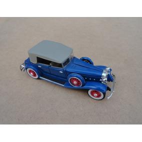 Miniatura Chrysler Lebaron 1932 Azul Signature