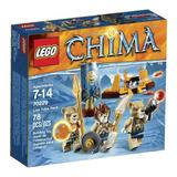 Lego 70229 Legends Of Chima Lion Tribe Pack Set 78 Pzs *sk