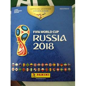 Figurinhas Avulsas Da Copa 2018!!