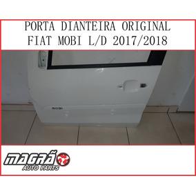 Porta Fiat Mobi Ano 15/18 Dianteira