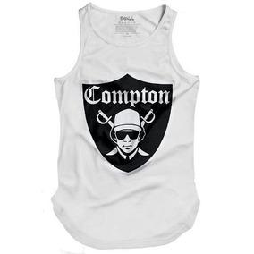 0e952a6d61521 Camiseta Regata Compton Brooklyn Nwa Longline Eazy-e Hip-hop