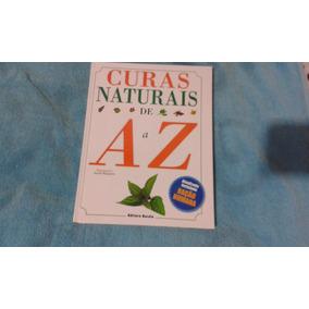 c3227d84ca850 Livro Curas Naturais De A A Z - Livros no Mercado Livre Brasil
